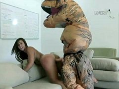 MOTHER FUCKING T-REX!