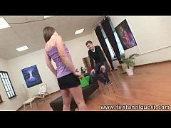 FirstAnalQuest.com - DEEP ANAL PORN SCENE STARS...