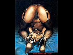 Erotic Fetish Hardcore BDSM Artwork