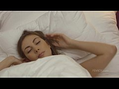 Connie Carter Waking up to climax