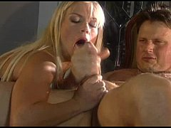 anal sex with hot blonde