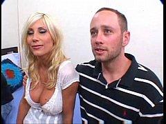 Big Tits Blonde..........# By Saamba