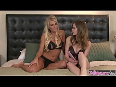 Twistys - Emily Addison,Alicia Secrets starring...