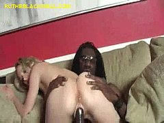 Brunette Swallows Black Jizz