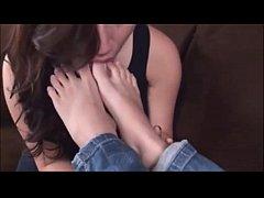 asian lesbian foot fetish