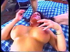 Holly Body anal threesome