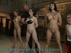 Three Slaves and a Dwarf