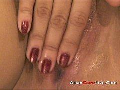 Asian webcam girls asiancamslive.com sexy strip...