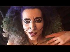 Cosplay cartoon make-up GFE Mutual Masturbation