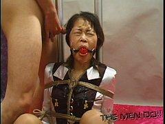 Forced bukkake milky's 7 4/4 Japanese Uncensore...