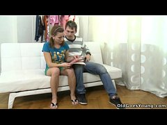 Old Goes Young - Sveta and her lover bring an o...