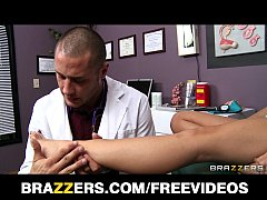 Routine checkup sparks Capri Cavanni being fucked by her doctor