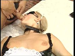 Latex Maid BDSM