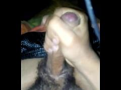 Cafuçu batendo punheta
