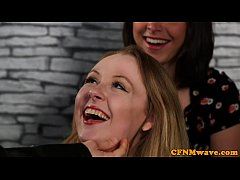 Cockhungry cfnm babes wanking off stripper