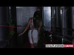 DigitalPlayground - Girls Go Clubbing Adria Rae and Natalia Starr and Tony Martinez