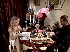 Porn Dinner