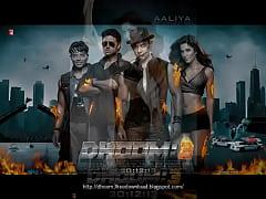 Dhoom 3 x movie