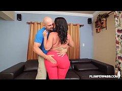 Big Booty PAWG Vanessa Blake Rides JMACS Huge Cock