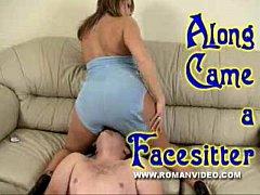 Along Came A Facesitter