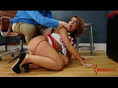 Nurse Savannah Fox Blows Dr Mercies