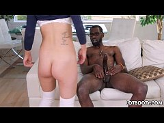 Juicy ass Jade Nile gets fucked by big black cock