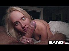 BANG Gonzo: Cadence Lux Blowjob Squirting Gonzo Queen