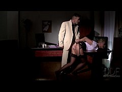 Angry Boss Gives Naughty Kayla Green A Full On ...