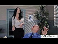 Big Round Tits Girl (jayden jaymes) Get Hard Banged In Office movie-22
