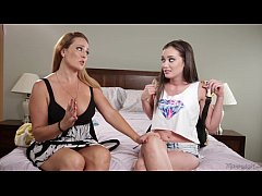 Gia Page and her new mommy, Elexis Monroe! - Mo...