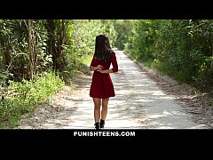 PunishTeens - Petite Teen Dominated and Fucked ...