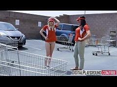 Download  3GP - DigitalDownloadground - Broke College 2 Episode 4 Trisha Parks and Preston Parker