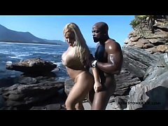 Brazilian Pornstar Cinthina Santos Loves Big Bl...