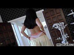 Arab babe Nadia Ali gets fucked by big black cock