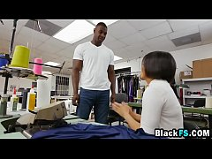 Young Asian Tailor Loses Mind While Getting Fuc...