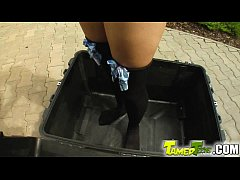 Tamed Teens Patricia mail ordered for express a...