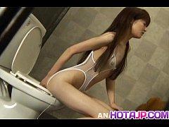 Megumi Morita has to eat cum