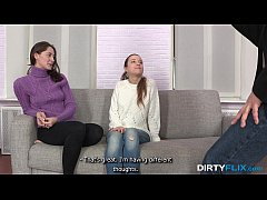 Dirty Flix - Best threesome audition ever