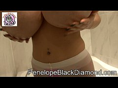 Penelope Black Diamond - Big Boobs Preview