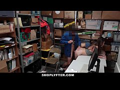 Shoplyfter - Hot Teen Thieves Fuck Their Way Ou...