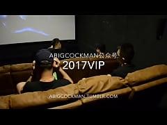 Xem cực đã nha Chịch nhau khi đi xem phim trong rạp nhaz.MP4