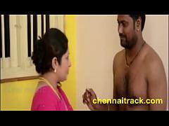 Tamil Aunty Seducing Servant