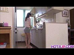 Natsumi enjoys a good pounding