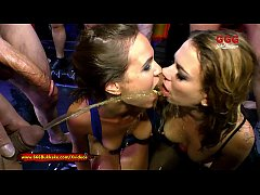 Playful Piss lovers Ani Black Fox and Luisa - 6...