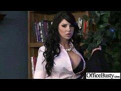 Hard Banged In Office A Real Slut Big Tits Girl (darling danika) video-14