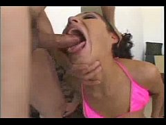 Play MP4 - Nasty babe deepthroating hard