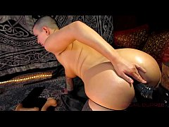 Triple Penetration with Abigail Dupree
