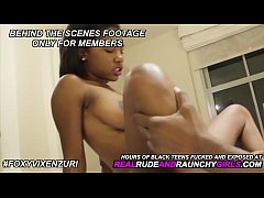 Big Tits Ebony Teen Fucked And Exposed First Ti...