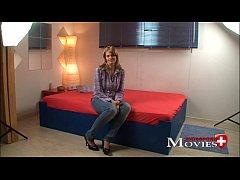 Porn Interview wirth blonde Model Joya