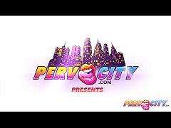 PervCity Chastity Lynn Teen Anal Beauty